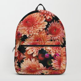 Fall floral Backpack
