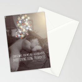 CHRISTMAS NAP Stationery Cards