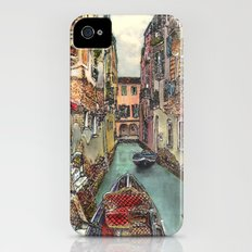 Autumn in Venice Slim Case iPhone (4, 4s)