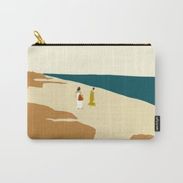 women at tulum Carry-All Pouch