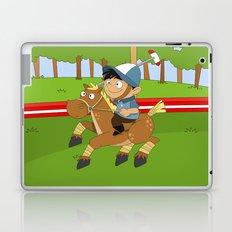Non Olympic Sports: Polo Laptop & iPad Skin