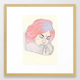 Glam  Framed Art Print