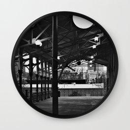 Train Station (Nashville,TN) Wall Clock