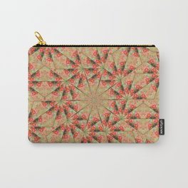 Beautiful day lily kaleidoscope Carry-All Pouch