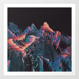 COSM Art Print