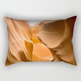 Canyon Color Rectangular Pillow