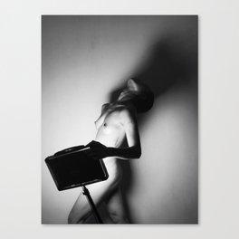 Light box (III) Canvas Print