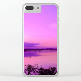 Guayaquil, Ecuador Clear iPhone Case