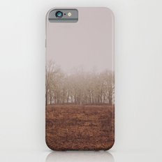 Foggy Trail to the Trees Slim Case iPhone 6s