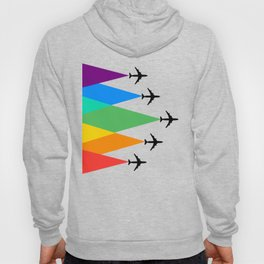 Fly the Rainbow  Hoody