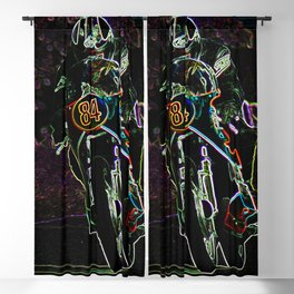 Motorcycle 2 Blackout Curtain