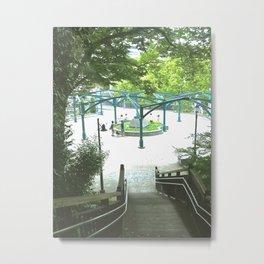 Yokohama Afternoon Metal Print