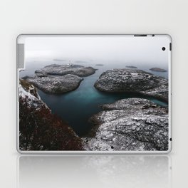 Skrova Lighthouse Laptop & iPad Skin