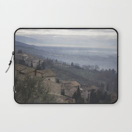 Hillside in Assisi, Italy Laptop Sleeve