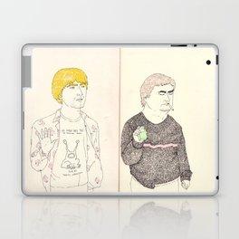 cobain and johnston Laptop & iPad Skin