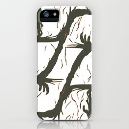 Abstract L1 iPhone Case