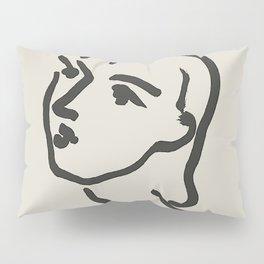 Vintage Girl Pillow Sham