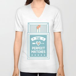 The Perfect Matches Unisex V-Neck