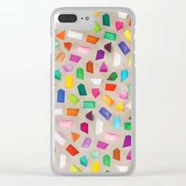 PRISMS Clear iPhone Case