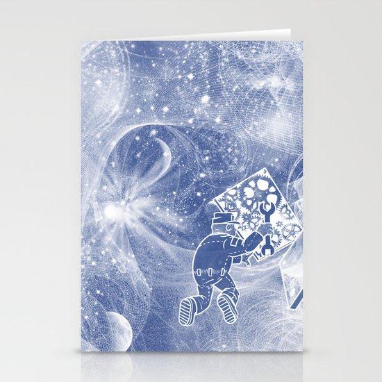 Quantum Mechanic Stationery Cards