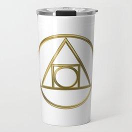 Alchemical symbol Travel Mug