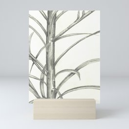 The Peaceful Little Sapling Mini Art Print