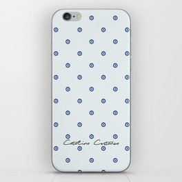 Bon Chance iPhone Skin