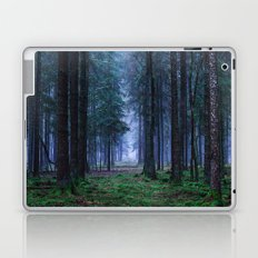 Green Magic Forest Laptop & iPad Skin