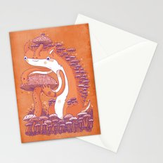 The Mushroom collector Stationery Cards