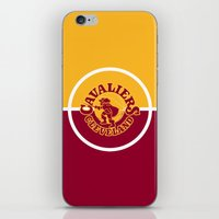 lebron iPhone & iPod Skins featuring Cavaliers All In C by DeBUM