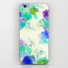 Printed Silk Ocean Spray iPhone & iPod Skin