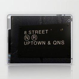 8th Street N&R Laptop & iPad Skin