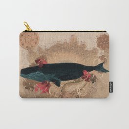 The Flying Whale Carry-All Pouch