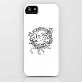 Annie Medusa iPhone Case