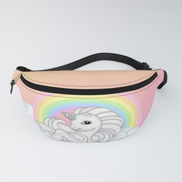 g2 my little pony Princess Silver Swirl Fanny Pack