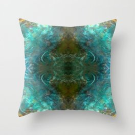 Divine Expression Throw Pillow