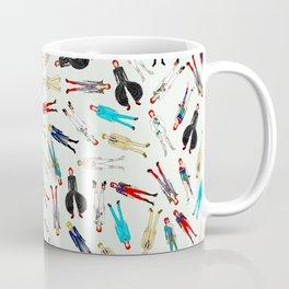 Floating Heroes Coffee Mug