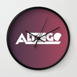 ALT//EGO Wall Clock