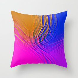 SUBMITTION Throw Pillow