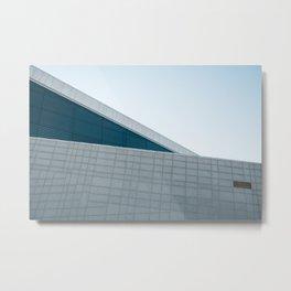 Oslo opera House V Metal Print