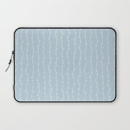 Willow Stripes - Ice Blue Laptop Sleeve