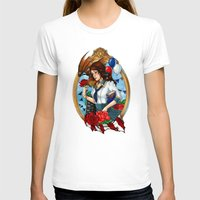 bioshock infinite T-shirts featuring BioShock Infinite by Little Lost Forest