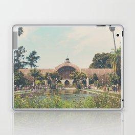 the botanical building in Balboa Park, San Diego Laptop & iPad Skin