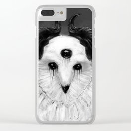 OWLEFICENT Clear iPhone Case