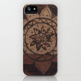 Sun & Moon Mandala iPhone Case