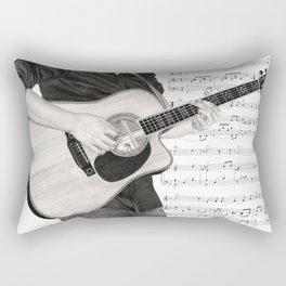 A Few Chords Rectangular Pillow