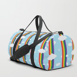 Lost in a Day Dream Duffle Bag