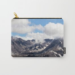 Mount St Helens lava dome 2 Carry-All Pouch