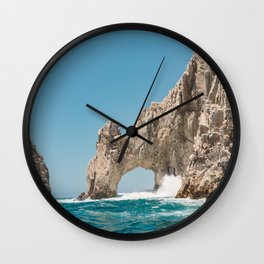 Arch of Cabo San Lucas Wall Clock