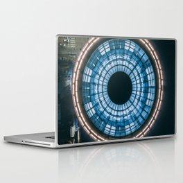 Second and Seneca Laptop & iPad Skin